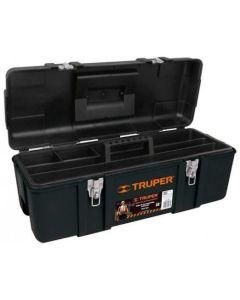 Plastikust tööriistakohver metallist lukustitega, 660x267x254 Truper 19882