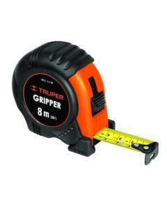 Gripper mõõdulint 8Mx25mm Truper 15389
