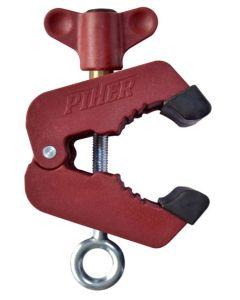 Multi-Prop kinnise aasaga klamber