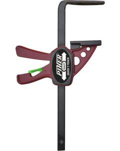 Ühekäe pitskruvi Quick T-Track 7x15cm max 60kg töölaudadele ja siinidele