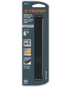 Mini rauasae Junior varuterad 150mm 5tk Truper 10220