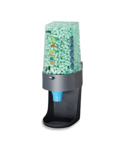 Dispenser for ear plugs Uvex One2Click wall mounted