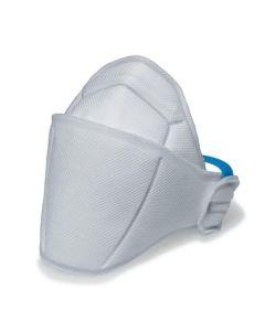 vex silv-Air Premium 5100 FFP 1, volditav klapita, valge, 1 tk pakendatud. 30 tk pakk