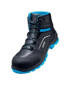 Safety boots Uvex 2 Xenova 95562 S3 size 42 PU sole W11